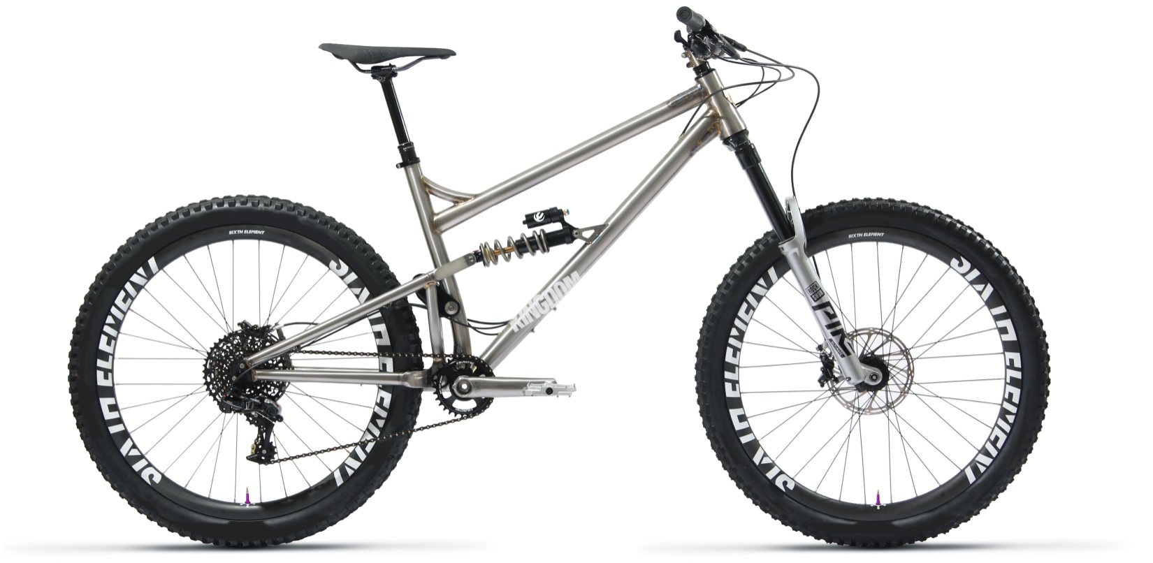 Now stocking Kingdom Bikes