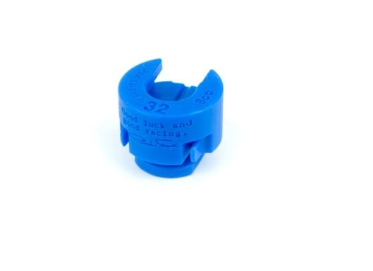 New Fox Float NA 2 Air Volume Spacer for 32 8 cc Blue