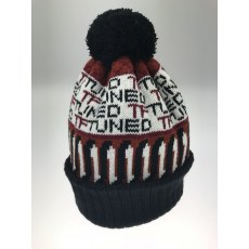 TF Tuned Hand Knitted Bobble Hats