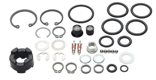 Rock Shox Reba/Rev/Pike Air U-Turn Service Kit