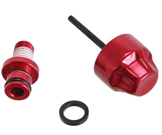 Rock Shox RockShox Rebound Adjuster Knob/Bolt Kit Yari