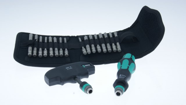 Wera Wera Screwdriver & X Handle Set