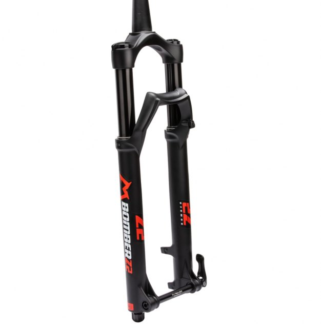 Marzocchi Marzocchi Bomber Z2 RAIL Sweep-Adj Tapered Fork 2020