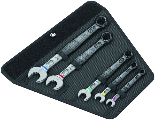 Wera Wera 6003 Joker 5 Set 1 Combination Wrench Set